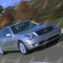 Автомобиль Lexus LS430